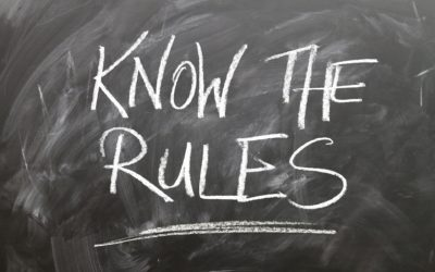 Know the rules. Some key employment law changes